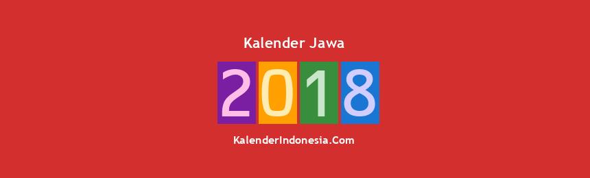 Banner Jawa 2018
