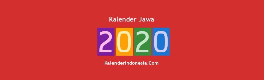 Banner Jawa 2020