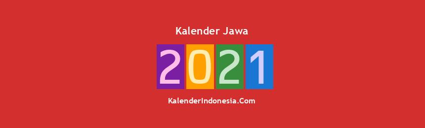Banner Jawa 2021