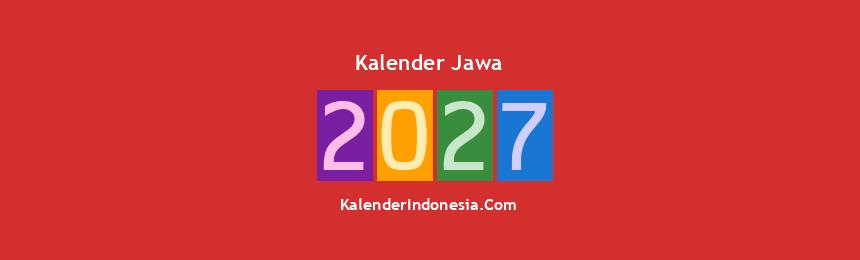 Banner Jawa 2027