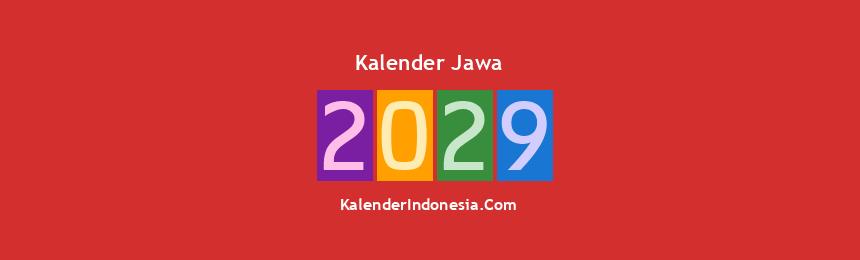 Banner Jawa 2029