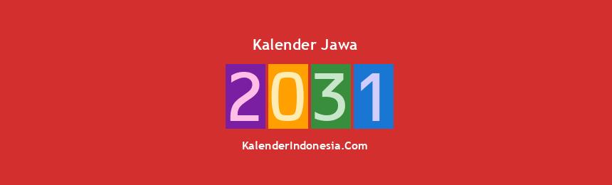 Banner Jawa 2031
