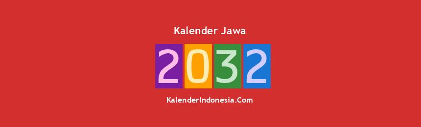 Banner Jawa 2032