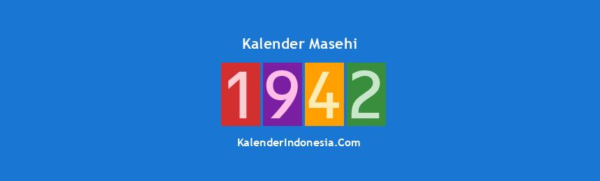 Banner Masehi 1942