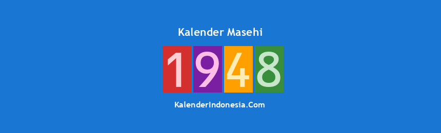 Banner Masehi 1948