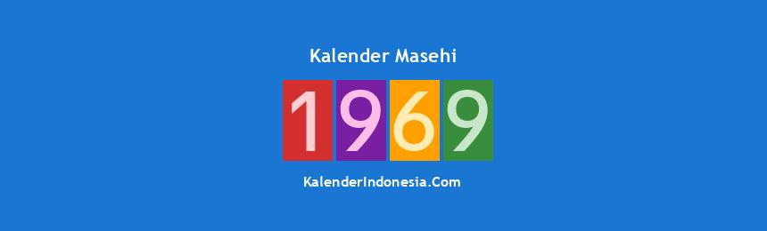 Banner Masehi 1969