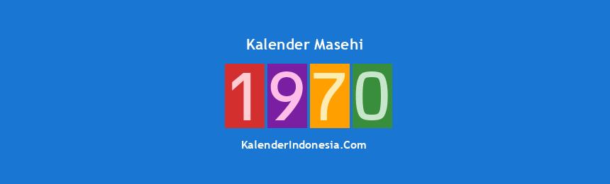 Banner Masehi 1970