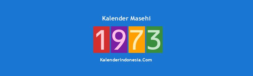 Banner Masehi 1973