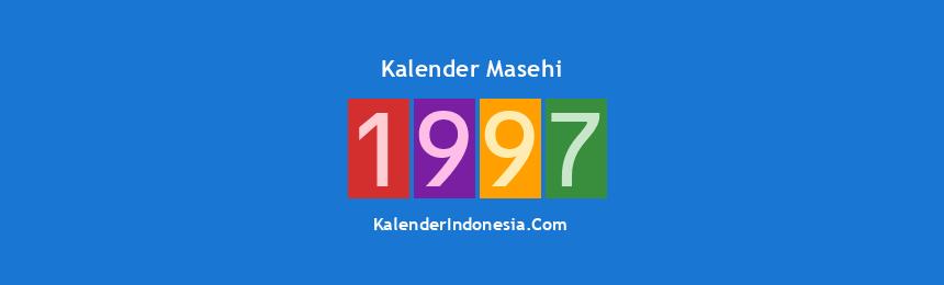 Banner Masehi 1997