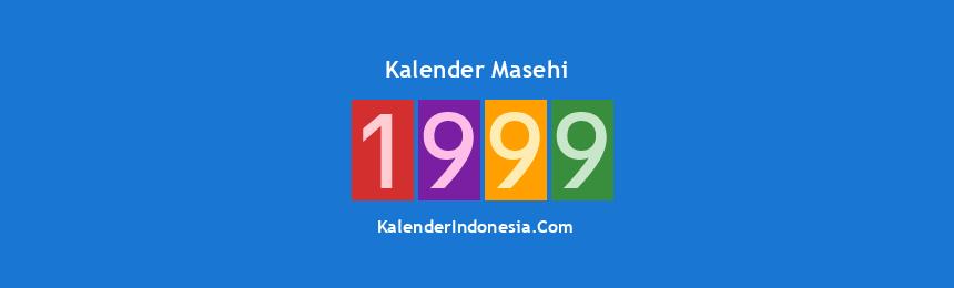 Banner Masehi 1999