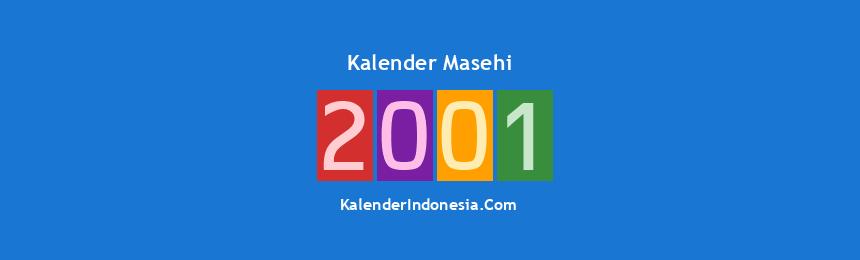 Banner Masehi 2001