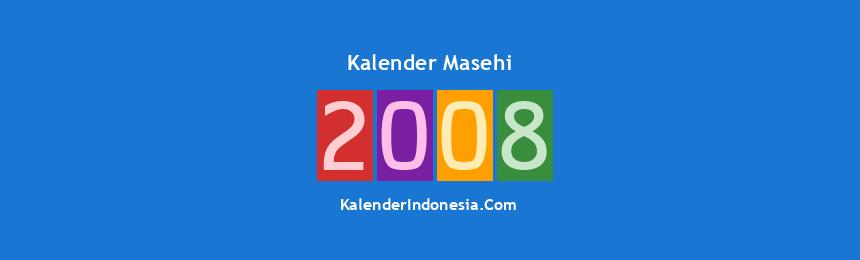 Banner Masehi 2008