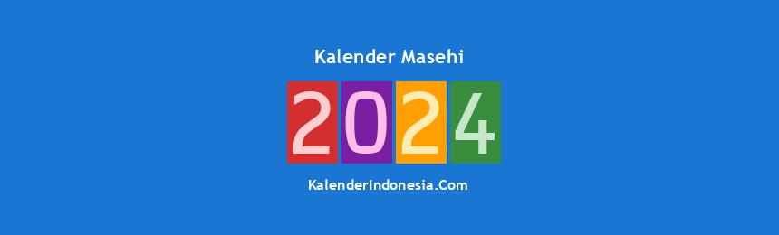 Banner Masehi 2024