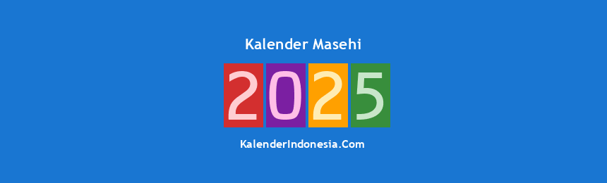 Banner Masehi 2025