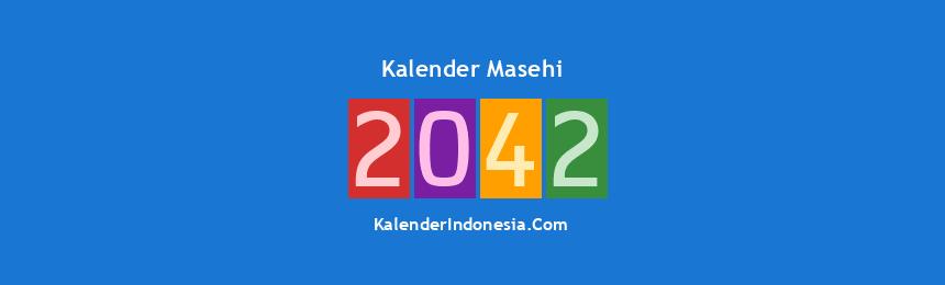 Banner Masehi 2042