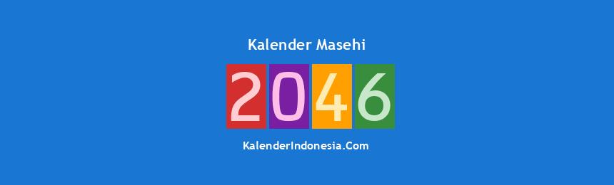 Banner Masehi 2046