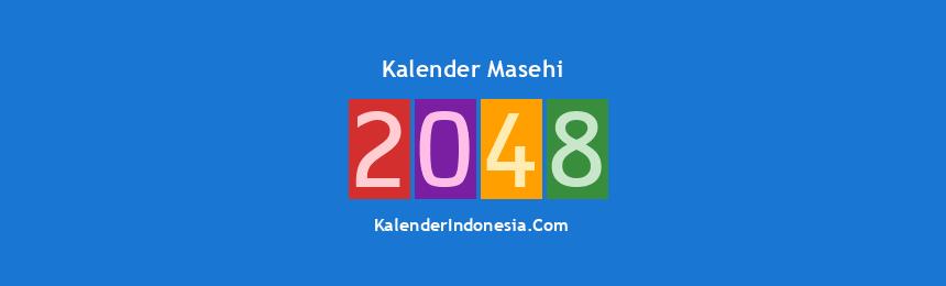 Banner Masehi 2048