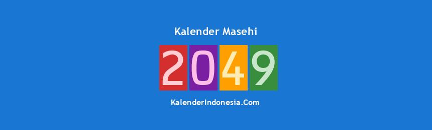 Banner Masehi 2049