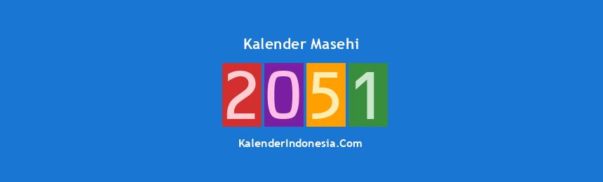 Banner Masehi 2051