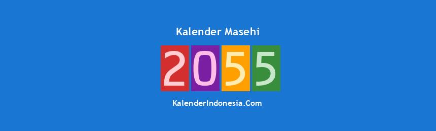 Banner Masehi 2055
