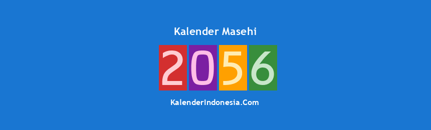 Banner Masehi 2056