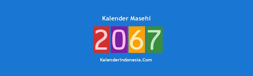 Banner Masehi 2067