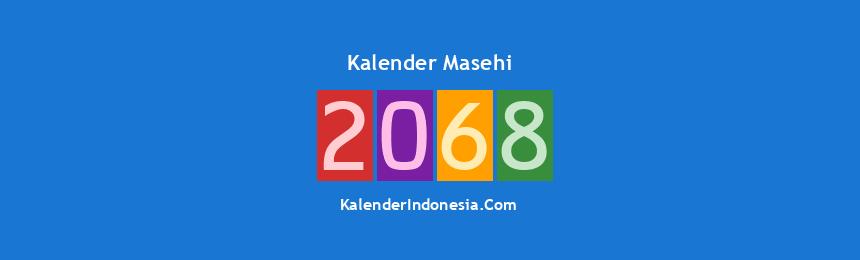 Banner Masehi 2068