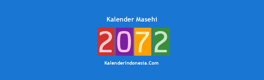 Banner Masehi 2072