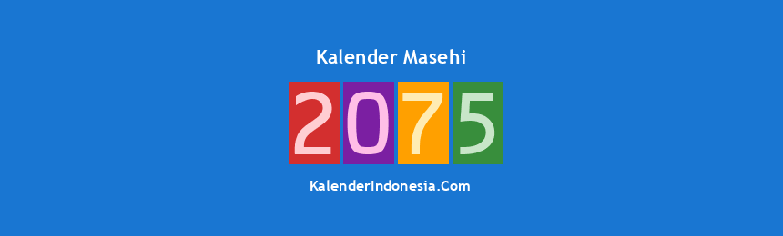 Banner Masehi 2075
