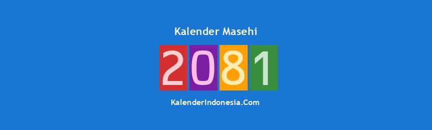 Banner Masehi 2081