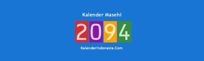Banner Masehi 2094