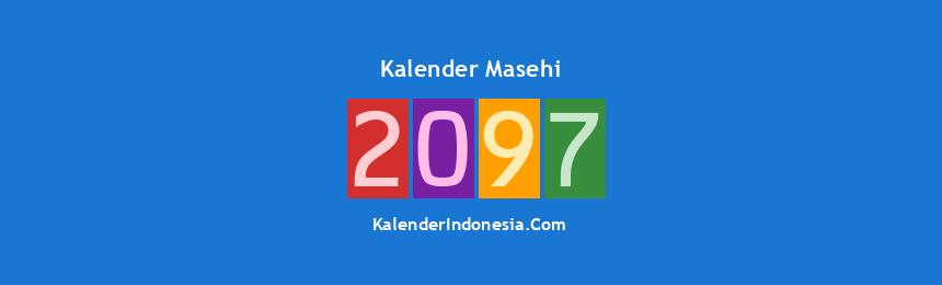 Banner Masehi 2097