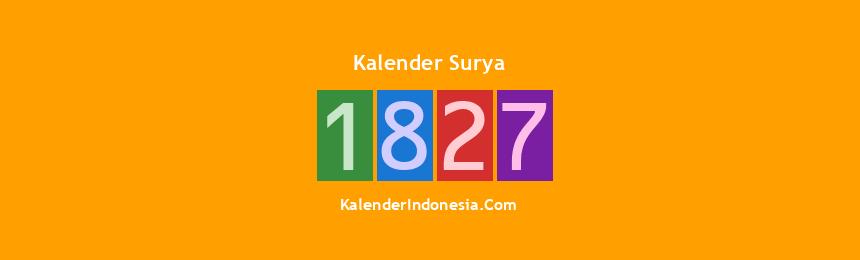 Banner Surya 1827