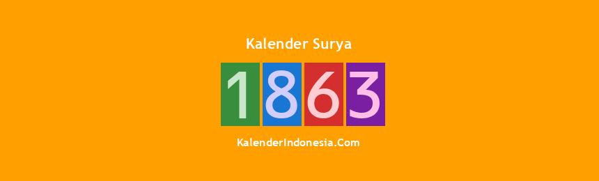 Banner Surya 1863