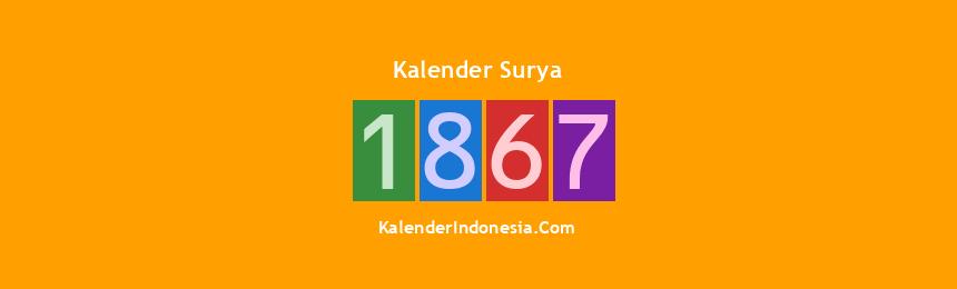 Banner Surya 1867