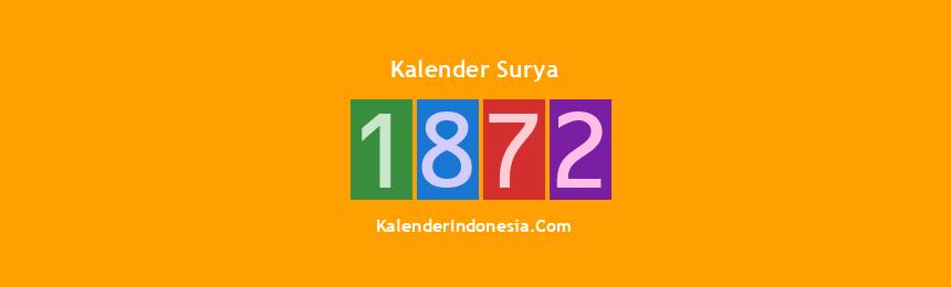 Banner Surya 1872