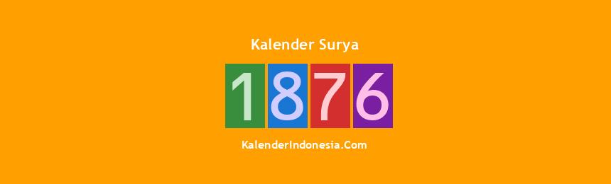 Banner Surya 1876