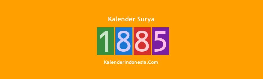 Banner Surya 1885
