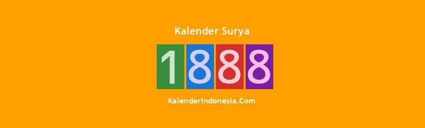 Banner Surya 1888