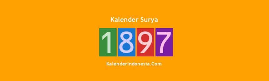 Banner Surya 1897