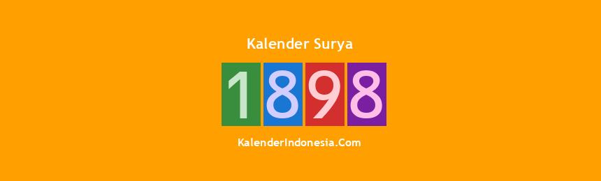Banner Surya 1898