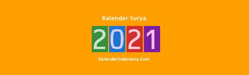 Banner Surya 2021