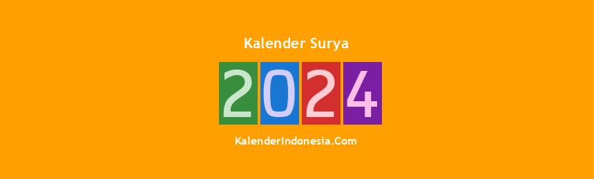 Banner Surya 2024