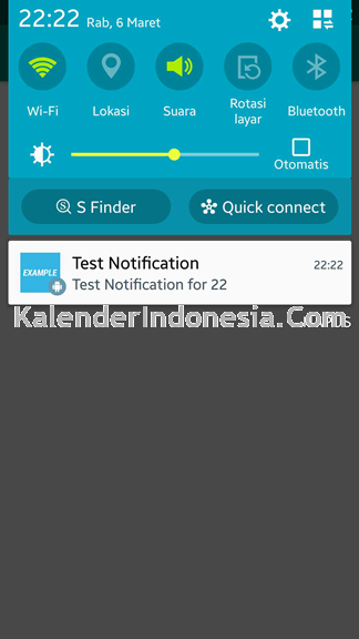 Android-Hourly-Notification