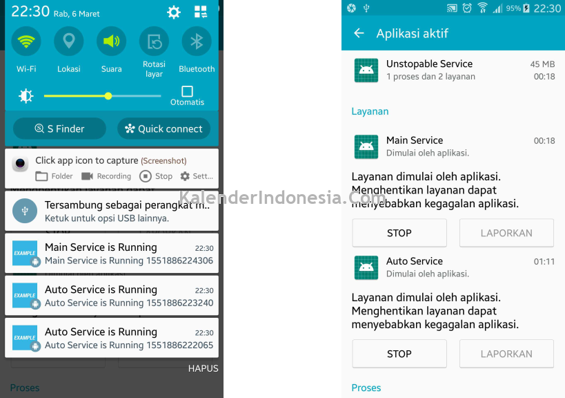 Android-Unstoppable-Service