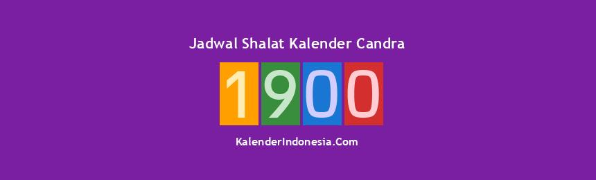 Banner 1900