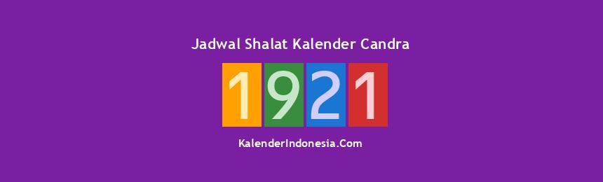 Banner 1921