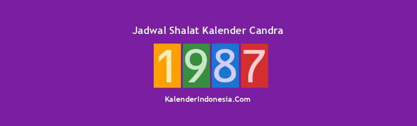 Banner 1987