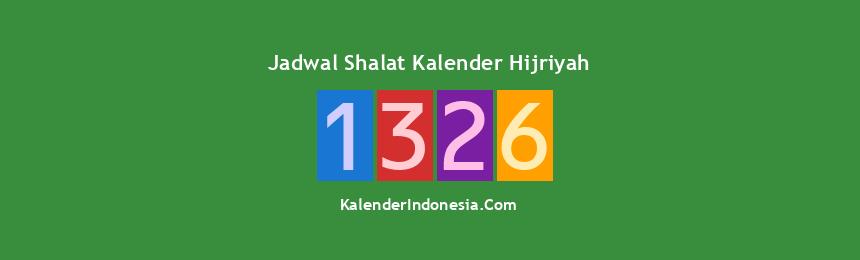 Banner 1326