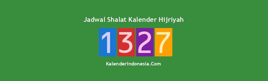 Banner 1327